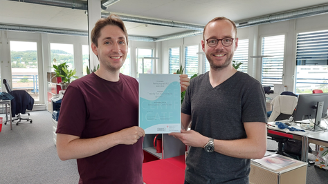 hemotune was awarded with the Innosuisse Certificate