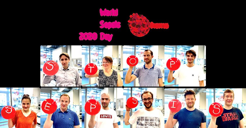 STOP SEPSIS - World Sepsis Day - hemotune