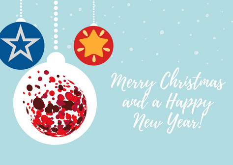 From our team to yours, Happy Holidays!