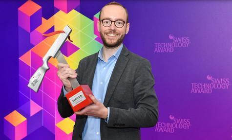 Winner of the Swiss Technology Award 2020