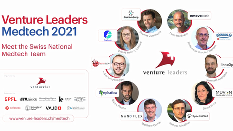 Venture Leaders Medtech 2021