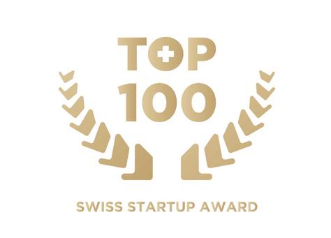 hemotune among the TOP 100 Swiss Startups 2020