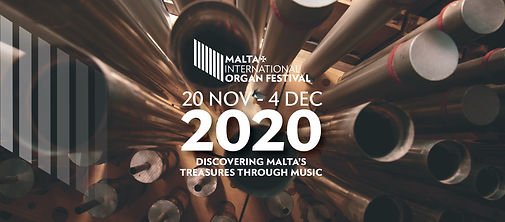Felicitas Brunke Malta International Organ Festival 2020