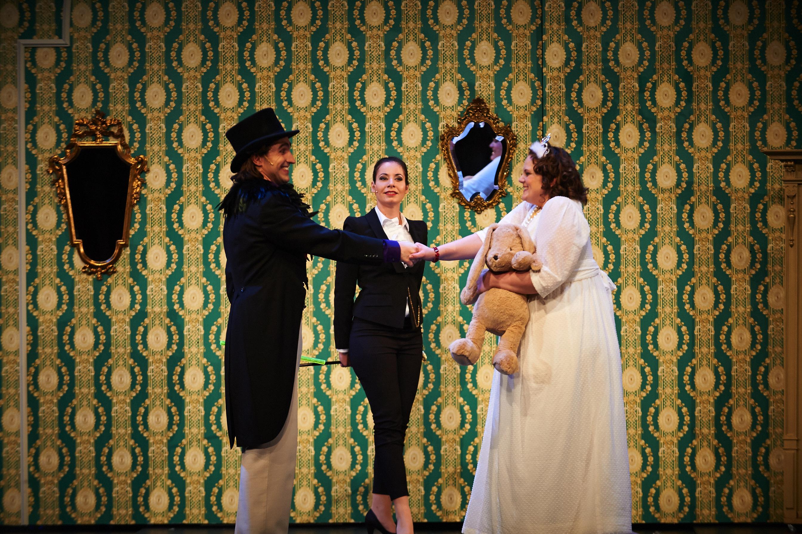 Felicitas Brunke, Die kleine Manon