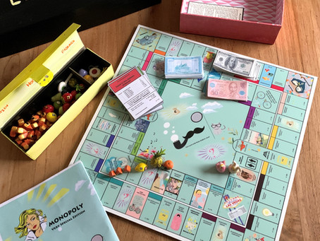 Monopoly bordspel maken