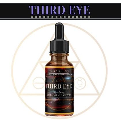 THIRD EYE - PINEAL GLAND SUPPORT