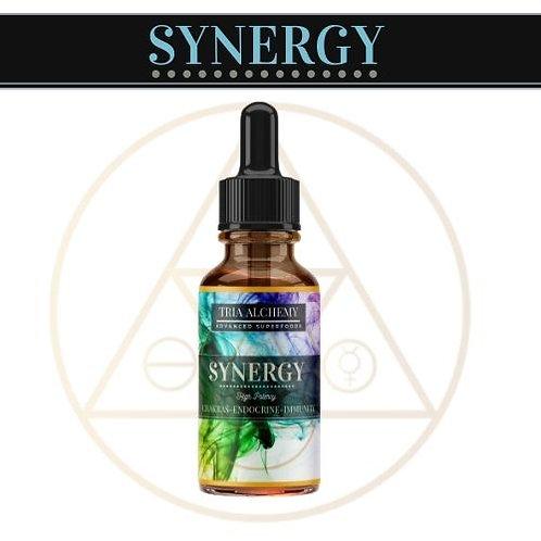 Synergy Spagyric Tincture Tria Alchemy