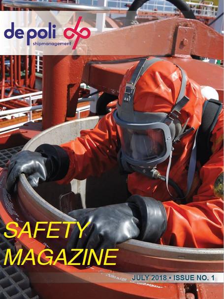 Safety magazine 1