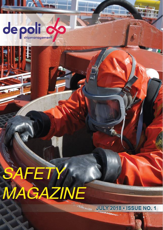 Safety magazine 1