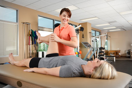 1on1 Physical Therapy Session