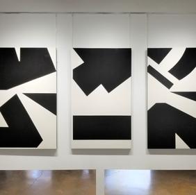 ZOOM 2- triptych