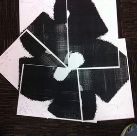 Boarding Passes pattern for 'n' Bloom