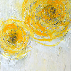 Sundrenched, 48 x 36in, 102x 76cm, Acrylic on canvas