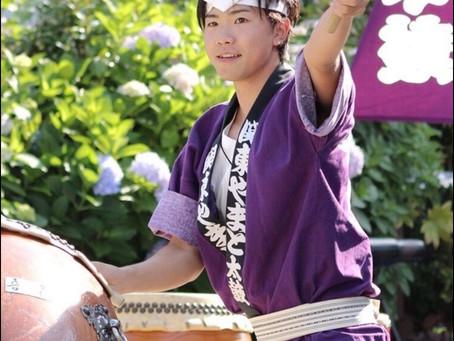 「宮岸大也先生による盆太鼓オンラインレッスンをご紹介」