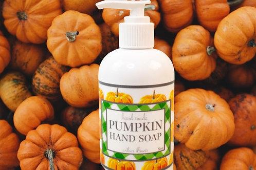 Pumpkin Hand Soap