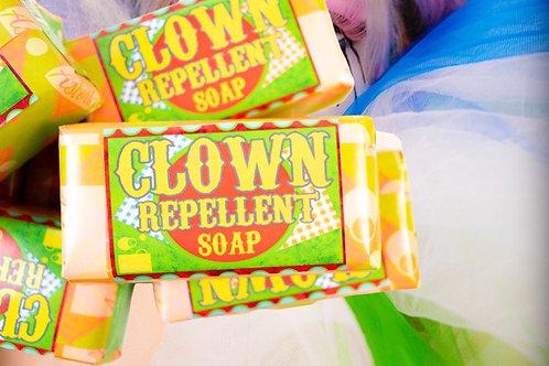 Clown Repellent Bar Soap