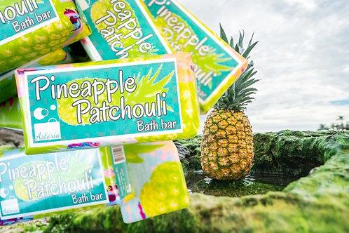 Pineapple Patchouli Bar Soap