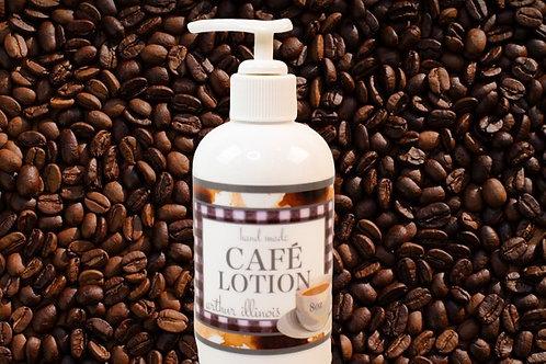 Cafe Lotion 2 oz