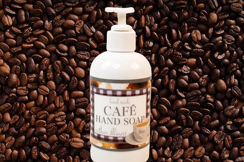 Cafe Hand Soap