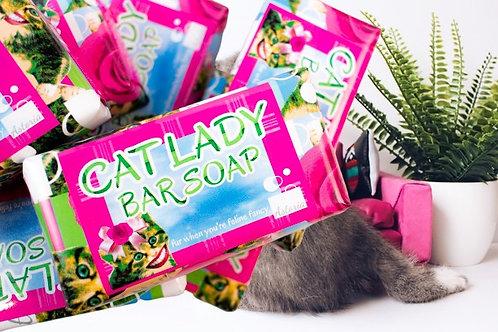 Cat Lady Bar Soap