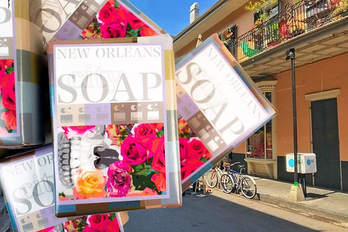 New Orleans Bar Soap