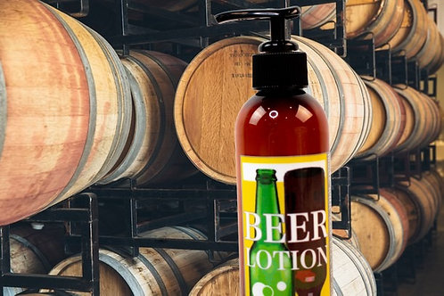 Beer Lotion 2 oz