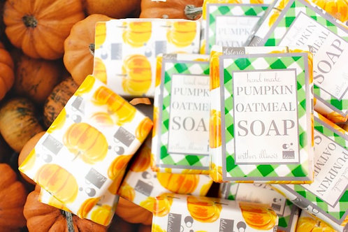 Pumpkin Bar Soap