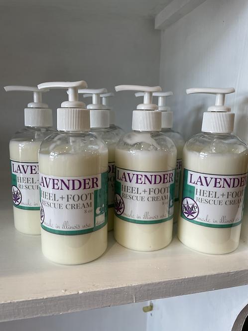 Lavender Heel & Foot Cream