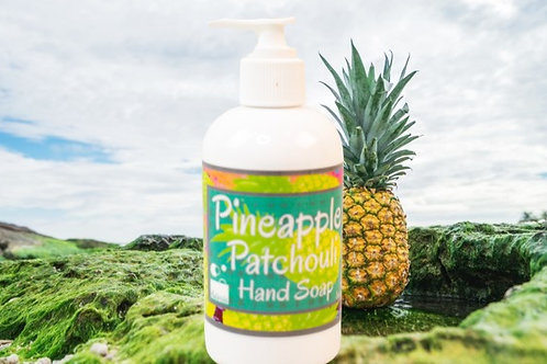 Pineapple Patchouli Hand Soap