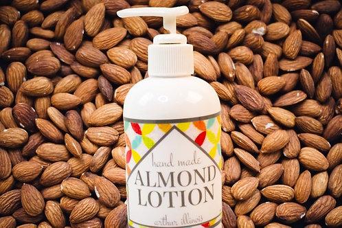 Almond Lotion 2 oz