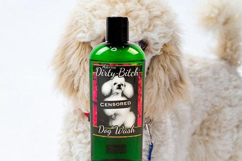 Dirty Bitch Dog Wash 8 oz