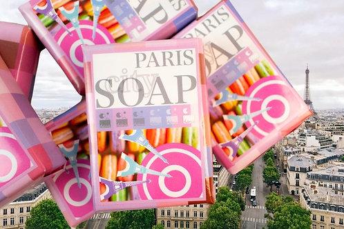 Paris Bar Soap