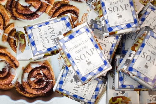 Homestead Bakery Bar Soap