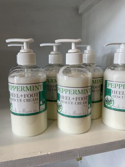 Peppermint Heel & Foot Cream