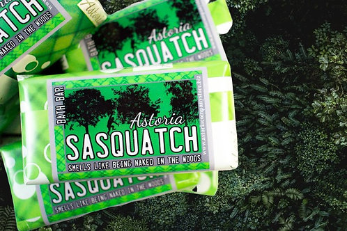 Sasquatch Bar Soap