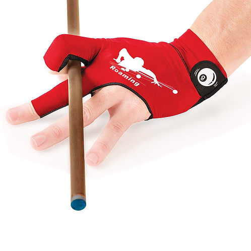Roaming Billiard Shooters Carom Pool Snooker Cue Sport Glove