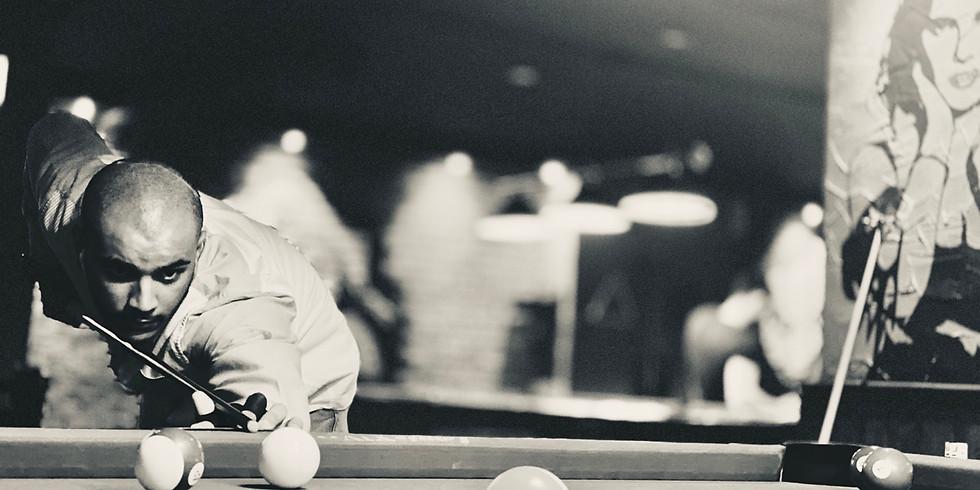 2nd Billiards 8 ball tournament