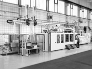 Arkal Injection molding machine