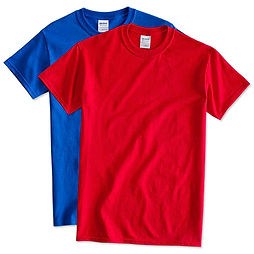 UNISEX T-SHIRTS custom t-shirt printing Houston. Screen printing Houston.