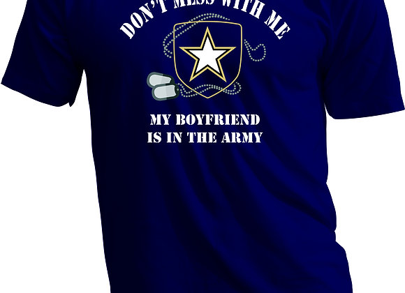 My brother is in the army t-shirt.