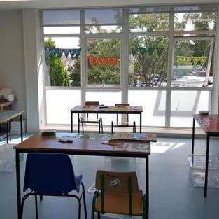 Setanta Classrooms
