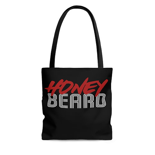 Honey Beard - AOP Tote Bag