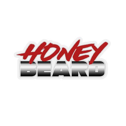 Honey Beard - Kiss-Cut Stickers
