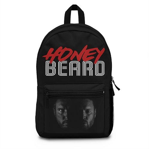 Honey Beard - Black Backpack