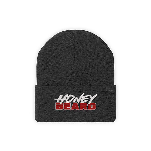 Honey Beard - Knit Beanie