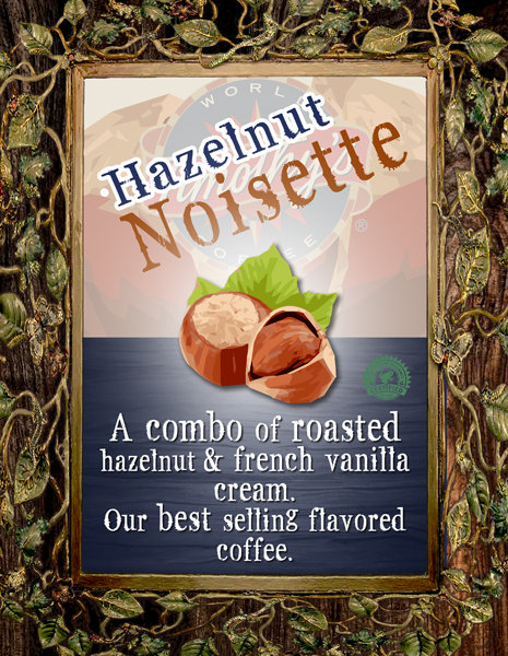 Hazelnut Noisette