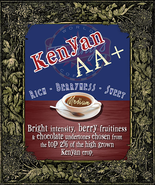 Kenyan AA+ - MEDIUM ROAST