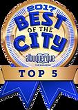 Albuquerque Best of the City Winner - 2017