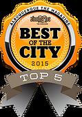 Albuquerque Best of the City Winner - 2015