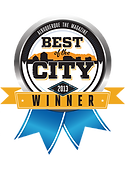 Albuquerque Best of the City Winner - 2013